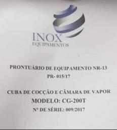 CALDEIRÃO INDUSTRIAL