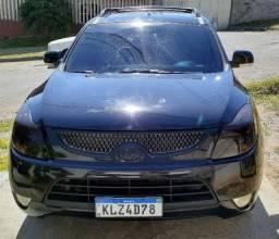 Veracruz GLS 4x4 3.8 2008 personalizada preta