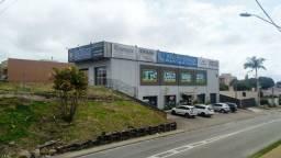 Barracão localizado no bairro Cruzeiro em São José dos Pinhais/PR