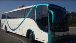 ônibus turismo rodoviário comil 365 alto