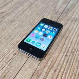 Apple iPhone 4s 16GB Preto em ótimo estado