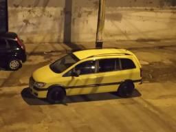 Zafira 2009 2010 (barato) - 7lugares - ex táxi