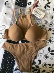 Conjunto lingerie nadador Diamantes