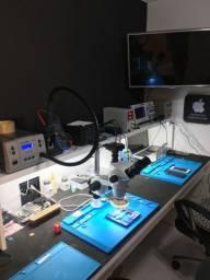 Reparo em placas p/ Iphone e Android - Assistência especializada - Laboratório completo