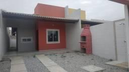 Sinal a partir de R$ 1 mil, 2 quartos, 2 wc's, sala, coz, garagem e quintal