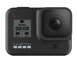 Gopro Hero8 + Acessório + 2 Baterias Extra e Carregador