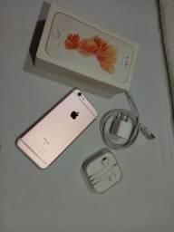 Celular IPhone 6S 64Gb Ouro Rosa
