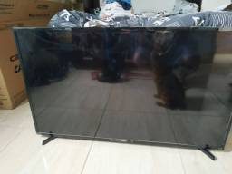 Tv 48 smart tela quebrada, vendo/troco