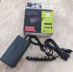 Fonte Carregador Universal Notebook Samsung Del Semp Toshiba