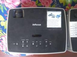 Projetor Infocus W240 funcionando (somente venda)