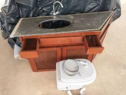 Móvel de banheiro