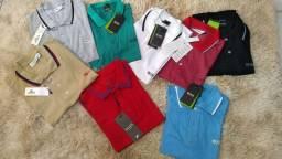 Camisas polos ,básicas , social valores abaixo
