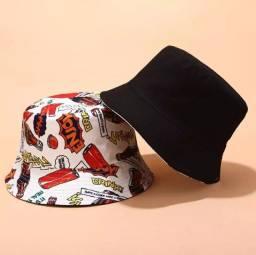Chapéu Bucket Drink/Refri