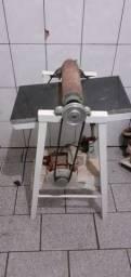 Lixadeira de rolo, 25 cm