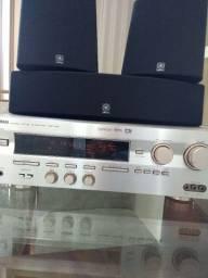 Amplificador receiver  Yamaha Japones