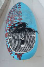 Prancha surf borracha