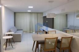 Apartamento MOBILIADO com 2 Quartos para alugar, 78 m² - Tambaú - João Pessoa/PB