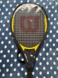 *Raquete de Tênis Wilson Energy XL*  (NOVA)  R$250,00