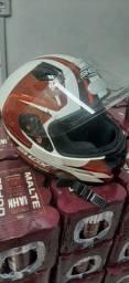 Vendo capacete shox