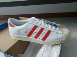 Tênis Adidas Superstar OG Original Novo Tam 41 BR