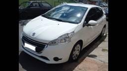 Peugeot 208 1.5 2014. IPVA 21 pago. Placa Mercosul.