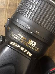 Maquina fotográfica ( NIKON D3200)