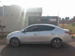Nissan Versa SL Cvt - 2017 - 15k + financiamento