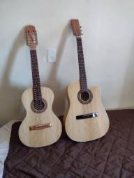 Viola caipira e violão