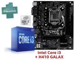 Processador intel® core? i3-10100 com video integrado