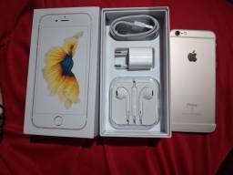 Iphone 6s gold 32gb zero completo