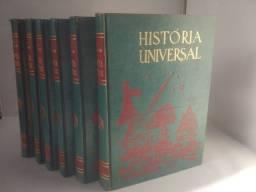 História Universal - Coleção completa