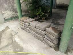 Pisante de granito para jardim ou calçada