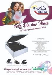 Base Baú O Melhor presente p sua mãe   - * Frete Grátis para Recife