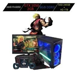 Pc Gamer Amd FX-8350 Completo