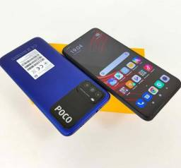 Espetacular Poco M3 - SmartPhone lançamento da Xiaomi - Entregamos na sua residência