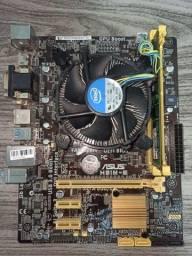 Placa mãe Asus HB1M-E   LGA1150