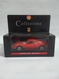 Lote Carrinho De Metal Ferrari (Collezione Shell & Maisto) (Troco por Games)