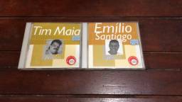 CDs Coleção Pérolas / Sucessos / Para Sempre / Música! / Focus