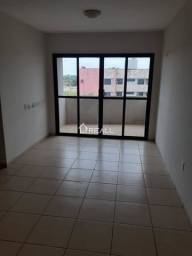 Aluga-se Apartamento 3 quartos ao lado da Uninorte - Residencial Atenas 92m²