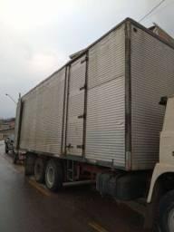 Baú Caminha truk