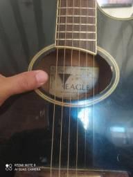 Violão Eagle aço elétrico