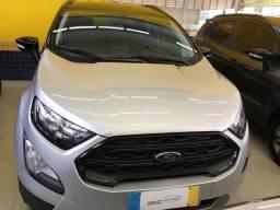 Ford-EcoSport -2020-Freestyle 1.5-(Aut) (Flex)-Único Dono!! Garantia Fábrica!