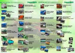 Reservatório /tanque para óleo diesel