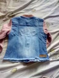 Jaqueta jeans infantil