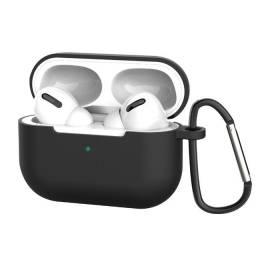 Capa Protetora De Silicone P/ Case AirPods Pro C/ Alça