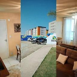 Apartamentos de dois quartos com Piscina em Caxias