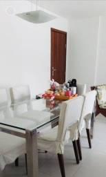 Apartamento mobiliado 3 quartos na Pituba