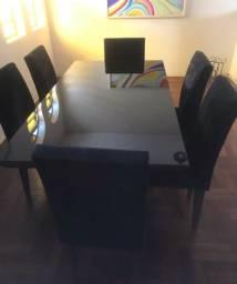 Mesa de jantar de luxo