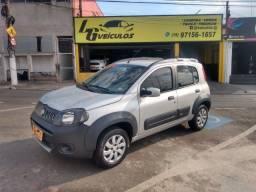 Fiat Uno 2012 Way 1.4 Completo Flex!!!!