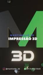 Título do anúncio: Serviço de impressão 3D - Resina & Filamento